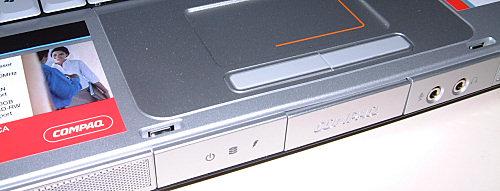 Compaq Presario V2410 Turion 64 Laptop Review - Mobile 23