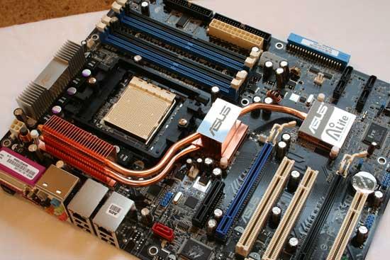 Asus A8N32-SLI nForce4 SLI X16 Motherboard Review - Motherboards 77