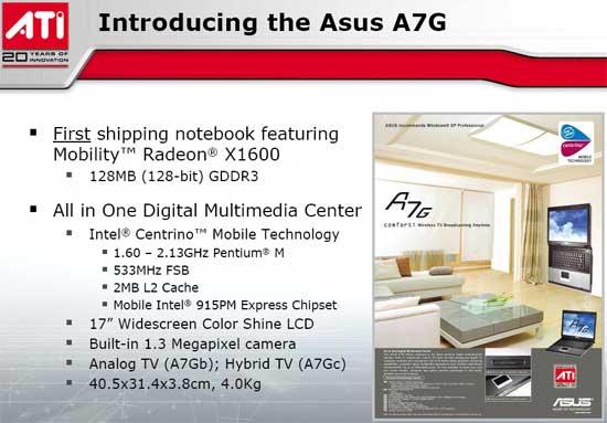 ATI Mobility Radeon X1600 GPU Preview - Mobile 27