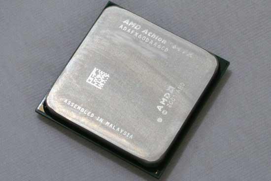 AMD Athlon 64 FX-60 Dual Core Processor Review - Processors 37