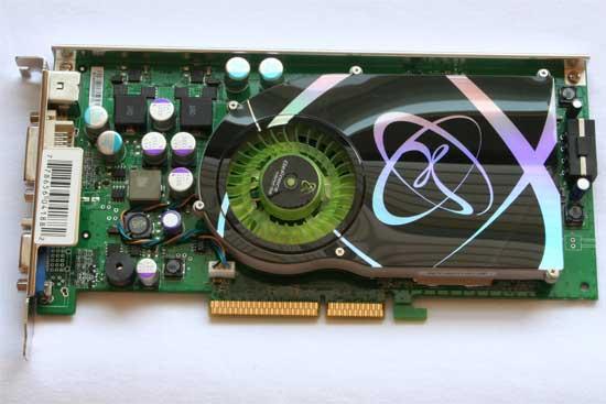 XFX GeForce 7800 GS XT Edition - An AGP Upgrade - Graphics Cards 80