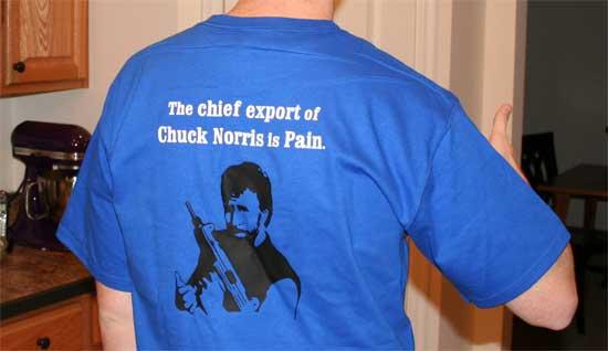 The Best Shirt....EVAR! - Editorial 4