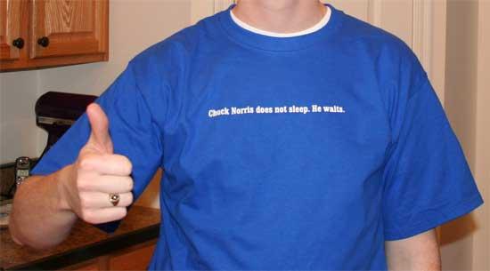 The Best Shirt....EVAR! - Editorial 3