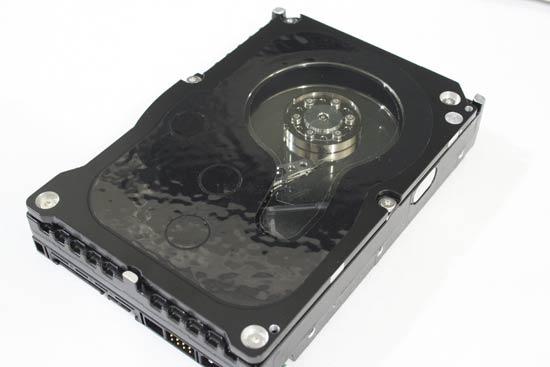 Western Digital Raptor X 150 GB SATA HDD Review - Storage  1