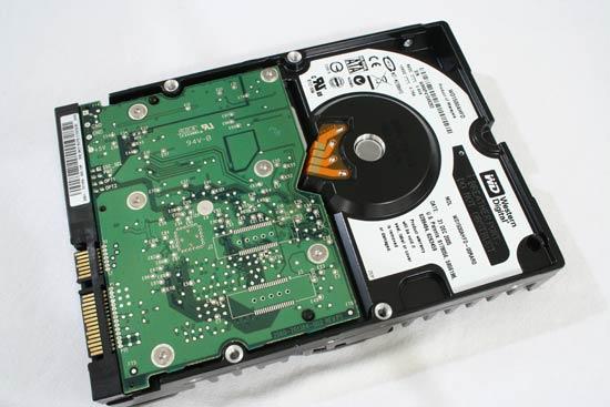 Western Digital Raptor X 150 GB SATA HDD Review - Storage  2