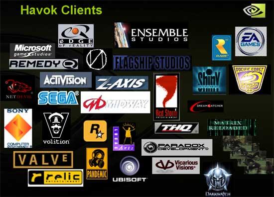 NVIDIA and Havok Bring SLI Physics to Life - Graphics Cards  1