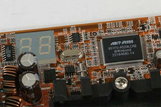 Abit AN8 32X nForce4 SLI X16 Motherboard Review - Motherboards 136