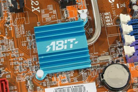 Abit AN8 32X nForce4 SLI X16 Motherboard Review - Motherboards 140