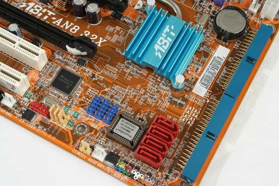 Abit AN8 32X nForce4 SLI X16 Motherboard Review - Motherboards 139