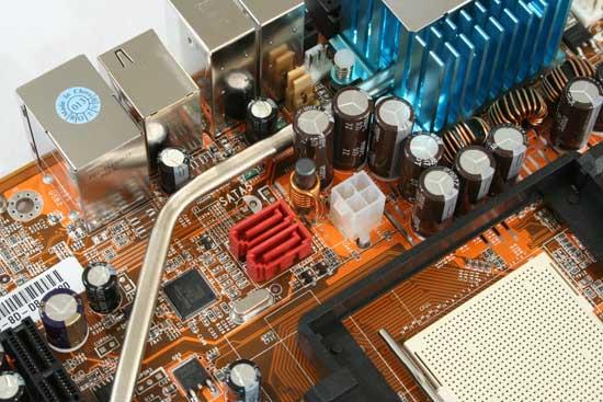 Abit AN8 32X nForce4 SLI X16 Motherboard Review - Motherboards 141