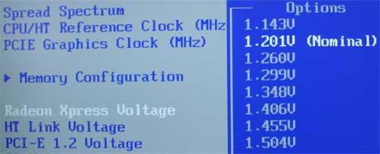 nForce 590 SLI and XPress 3200 Chipsets - AM2 Battle - Chipsets 128