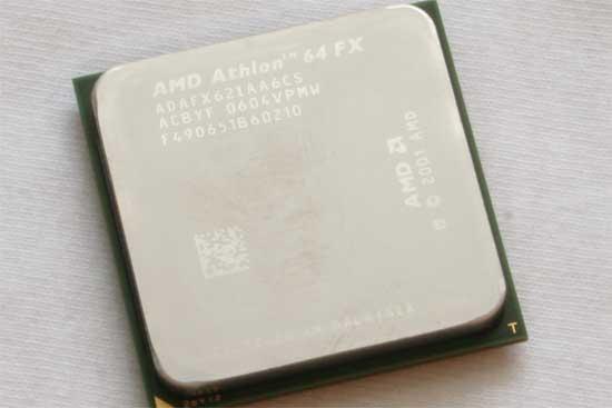 AMD's AM2 Platform: Athlon 64 FX-62 Processor Review - Processors 60