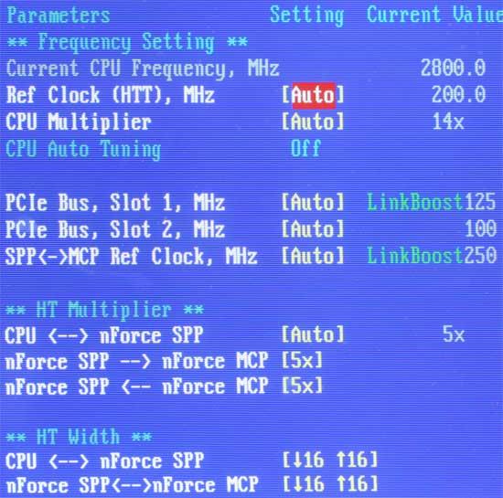 nForce 590 SLI and XPress 3200 Chipsets - AM2 Battle - Chipsets 123