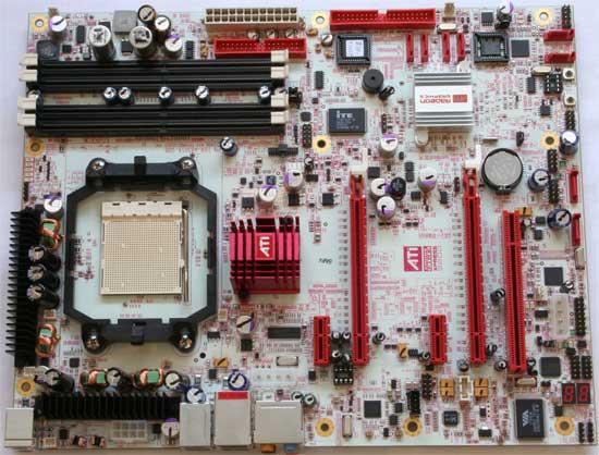 nForce 590 SLI and XPress 3200 Chipsets - AM2 Battle - Chipsets 122