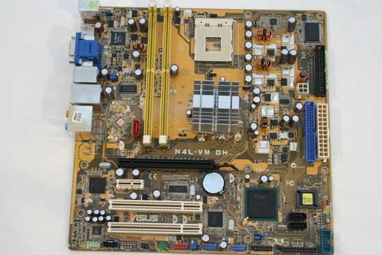 Intel Core Duo on the Desktop - Asus N4L-VM DH Review - Processors  1