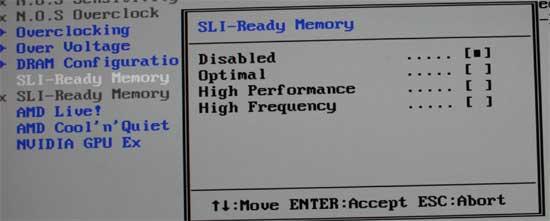 Asus Crosshair nForce 590 SLI AM2 Motherboard Review - Motherboards  147