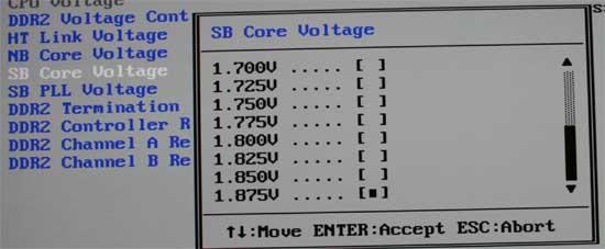 Asus Crosshair nForce 590 SLI AM2 Motherboard Review - Motherboards 157