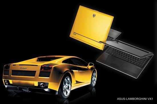 Asus to Announce Lamborghini Notebook at Concorso Italiano - Mobile 3