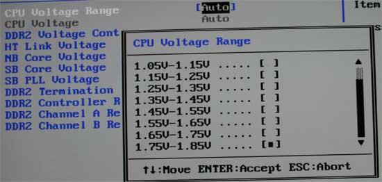 Asus Crosshair nForce 590 SLI AM2 Motherboard Review - Motherboards 152