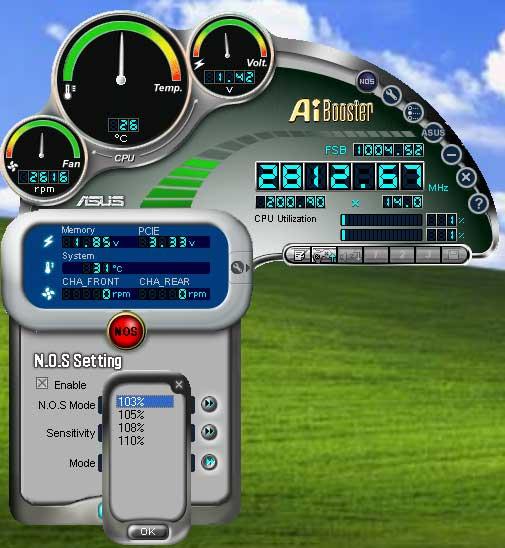 Asus Crosshair nForce 590 SLI AM2 Motherboard Review - Motherboards 144