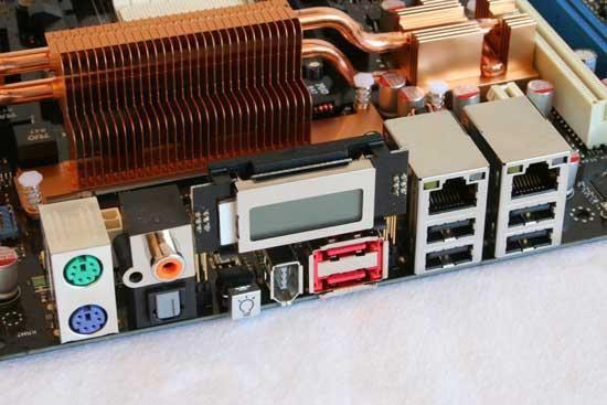 Asus Crosshair nForce 590 SLI AM2 Motherboard Review - Motherboards  148