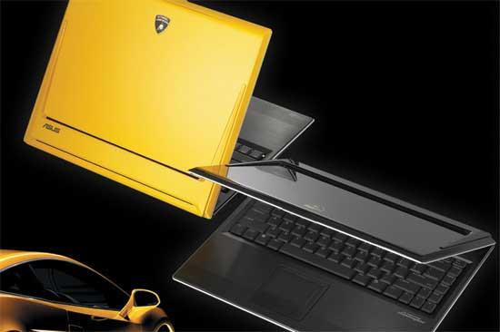 Asus to Announce Lamborghini Notebook at Concorso Italiano - Mobile 4