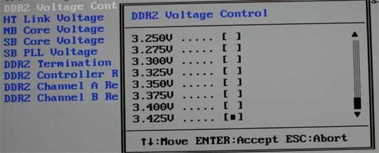 Asus Crosshair nForce 590 SLI AM2 Motherboard Review - Motherboards 154