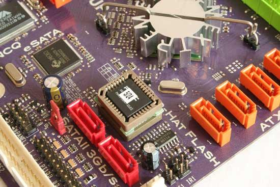 ECS KA3 MVP and MSI K9A Platinum: XPress 3200 Chipset - Motherboards 191