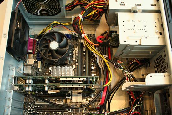 IDF 2006: Intel Core 2 Extreme QX6700 Quad Core Benchmarks - Processors  1