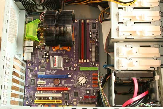 ECS KA3 MVP and MSI K9A Platinum: XPress 3200 Chipset - Motherboards 184