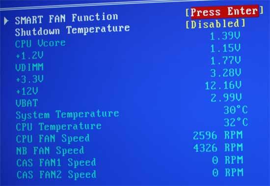 ECS KA3 MVP and MSI K9A Platinum: XPress 3200 Chipset - Motherboards 192