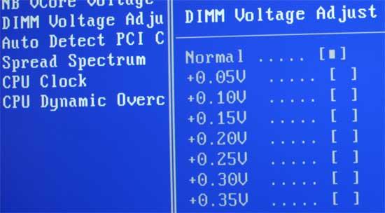 ECS KA3 MVP and MSI K9A Platinum: XPress 3200 Chipset - Motherboards 200