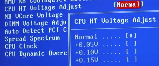ECS KA3 MVP and MSI K9A Platinum: XPress 3200 Chipset - Motherboards 198