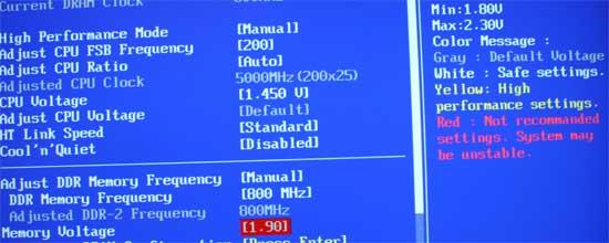 ECS KA3 MVP and MSI K9A Platinum: XPress 3200 Chipset - Motherboards 194
