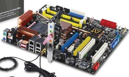 Asus Readies P5N32-SLI Premium