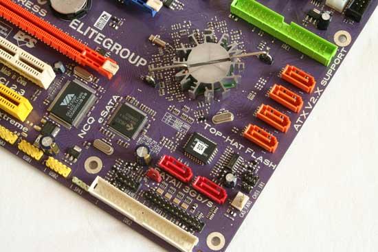 ECS KA3 MVP and MSI K9A Platinum: XPress 3200 Chipset - Motherboards 187