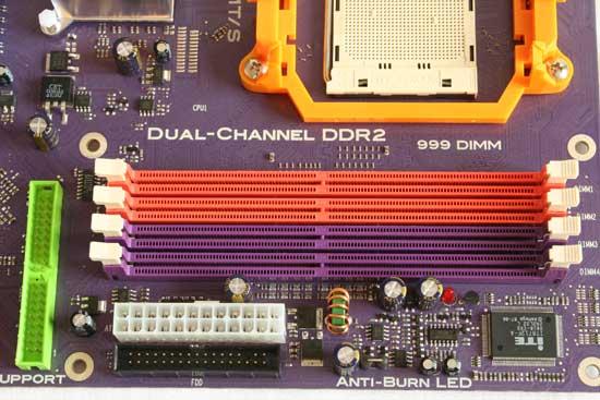 ECS KA3 MVP and MSI K9A Platinum: XPress 3200 Chipset - Motherboards 186
