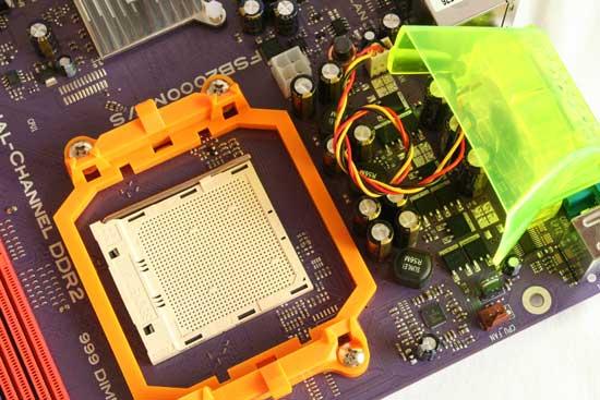 ECS KA3 MVP and MSI K9A Platinum: XPress 3200 Chipset - Motherboards 185