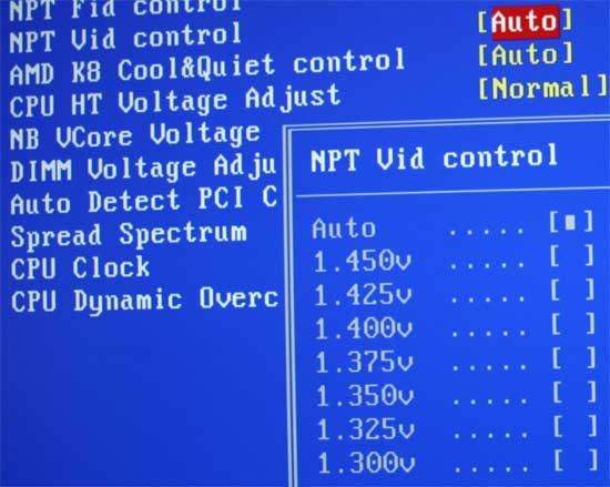 ECS KA3 MVP and MSI K9A Platinum: XPress 3200 Chipset - Motherboards 197
