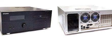 Zalman HD160 HTPC Enclosure and 460W Power Supply Review