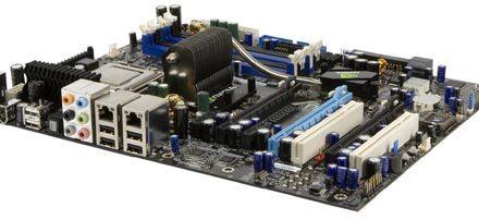Sneak Peek at the upcoming nForce 680i SLI for Intel