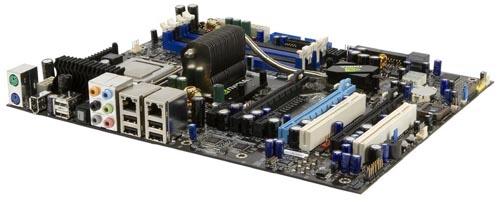 Sneak Peek at the upcoming nForce 680i SLI for Intel - Motherboards  1