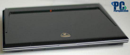 Asus Lamborghini VX1 Core 2 Duo Notebook Review - Mobile 71
