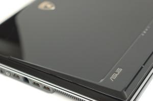 Asus Lamborghini VX1 Core 2 Duo Notebook Review - Mobile  1