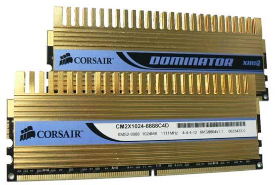 Corsair Ships 1 Million Units - Win Gold Plated Memory - Memory  1