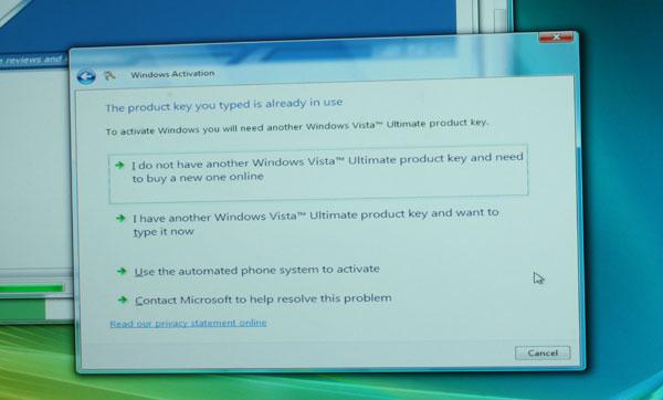 Windows Vista Installation Process - Upgrade and Clean - General Tech 35