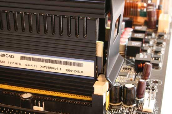 Corsair Dominator Memory Review - New Heatsinks and Cooling - Memory  5