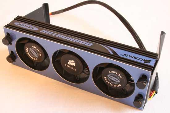 Corsair Dominator Memory Review - New Heatsinks and Cooling - Memory  1