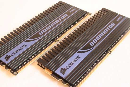Corsair Dominator Memory Review - New Heatsinks and Cooling - Memory  6