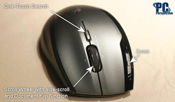 Logitech VX Revolution Mouse Review - Your Notebook's Little Friend - Mobile  4